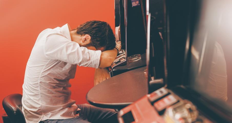pathological gamblers